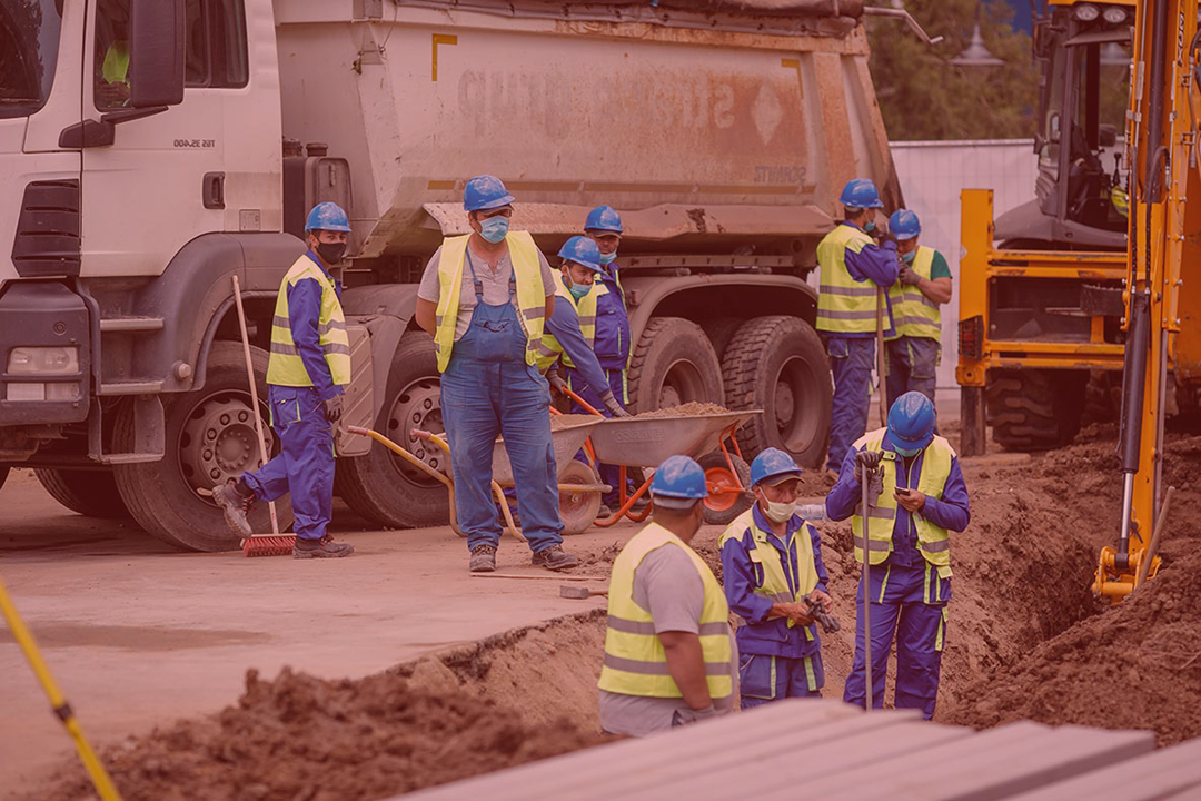 Construction & Engineering Workers Return to Work Post Covid